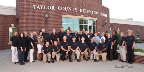 Taylor County Detention Center